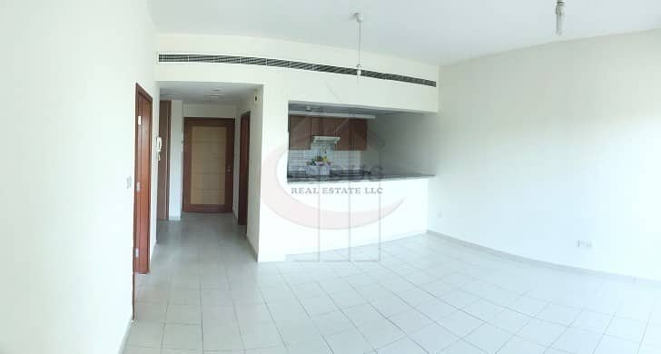 1BR Apt with Kitchen Appliances | Road View