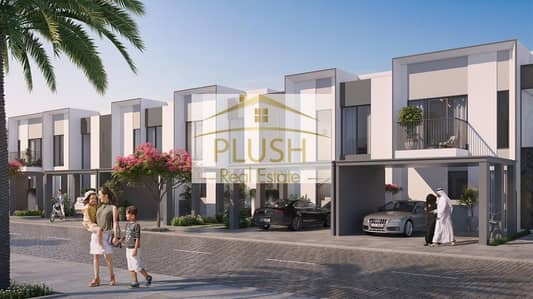 3 Bedroom Villa for Sale in The Valley, Dubai - Just pay 5% and own your dream home by Emaar-No commission