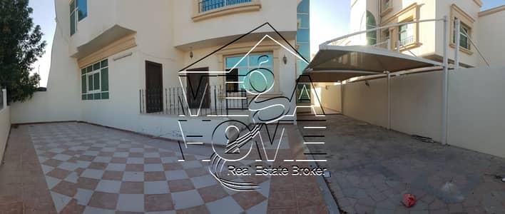 5 Bedroom Villa for Rent in Mohammed Bin Zayed City, Abu Dhabi - CHARMING 5 BEDROOM VILLA PRIVATE ENTRANCE