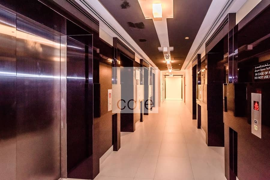 10 Fully Fitted Office | Mid Floor | Parking