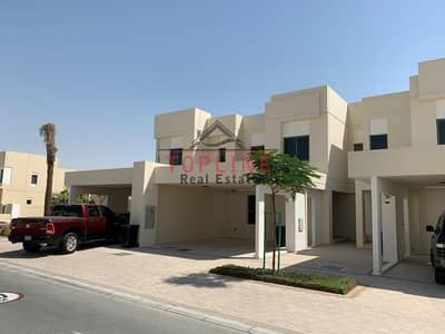3 Bedroom Townhouse for Rent in Town Square, Dubai - Lavish 3BR+Maids | Safi Town House | Nshama |