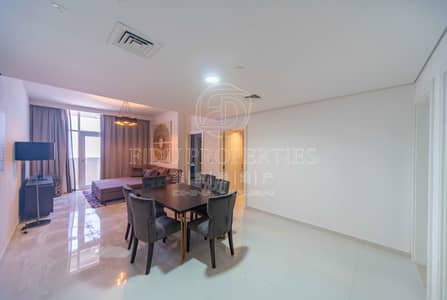 2 Bedroom Apartment for Rent in Jumeirah Village Circle (JVC), Dubai - Park View | Mid Floor | Luxury Furnitures
