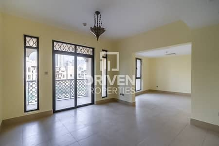 1 Bedroom Apartment for Rent in Old Town, Dubai - Spacious 1Bed Apartment | Prime Location