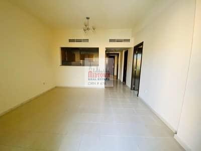 شقة 1 غرفة نوم للايجار في المدينة العالمية، دبي - 1 bedroom with balcony for rent in Morocco Cluster
