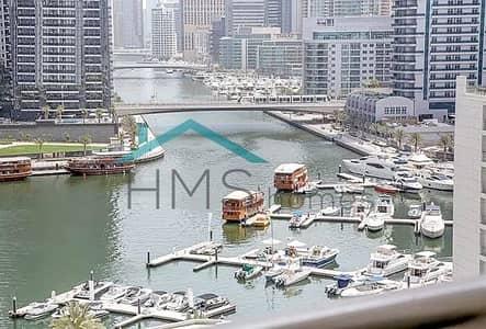 2 Bedroom Apartment for Rent in Dubai Marina, Dubai - 2BR for Rent DEC Tower Amazing Marina View