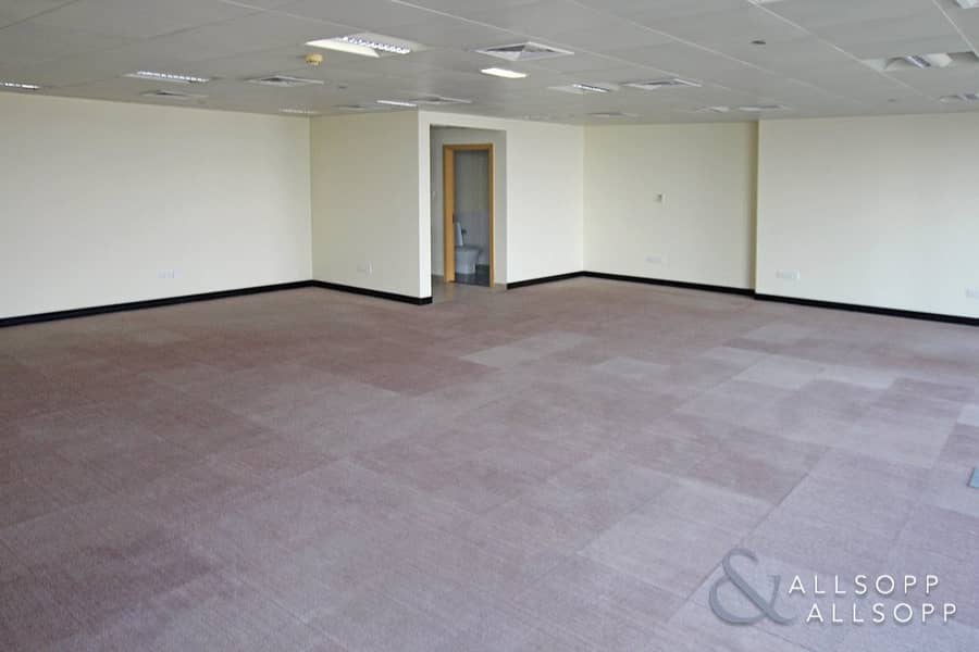 2 Fitted Lake View Office | Pantry | Vacant