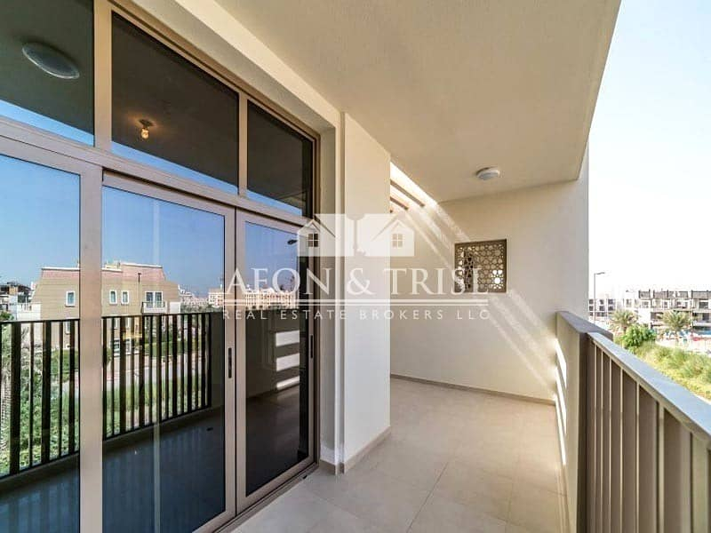 Triple Story 4 Bed Townhouse Near Al Barsha