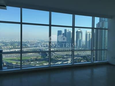 شقة 2 غرفة نوم للايجار في دبي مارينا، دبي - Golf Course View
