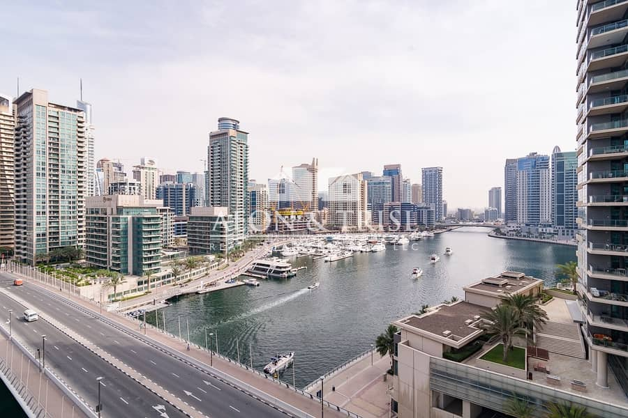17 Vacant! Upgraded 2 Beds in Marina Quays! Best view