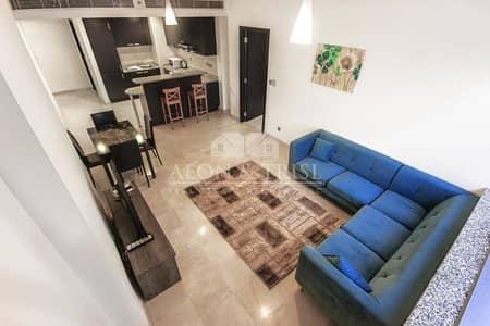 شقة 1 غرفة نوم للايجار في مركز دبي المالي العالمي، دبي - Unfurnished 1 Bed | Spacious layout | DIFC view