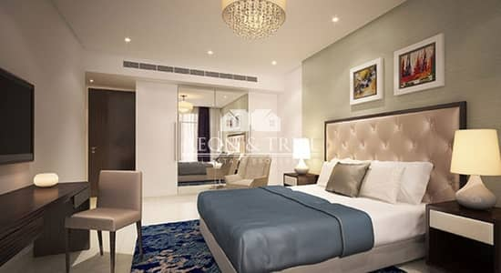 Ready 2 Bedroom On Payment Plan In Dubai