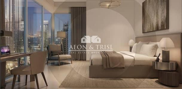 3 Bedroom Apartment for Sale in Downtown Dubai, Dubai - Big Luxury apt w/ FULL Burj Khalifa View