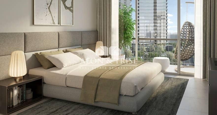 2 Deluxe Apartment  Dubai Hills  Golf View