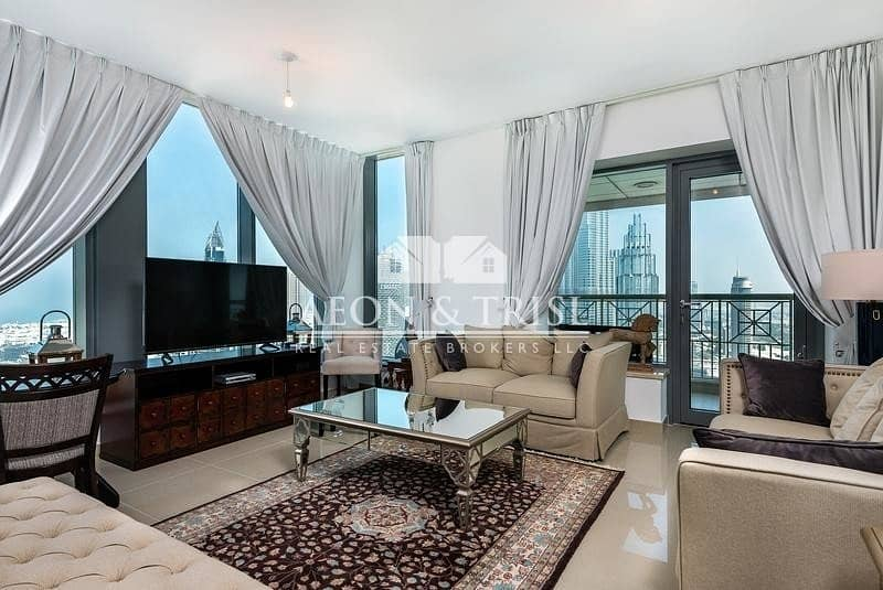 2 Well Maintained   2 Bed Penthouse   Water View