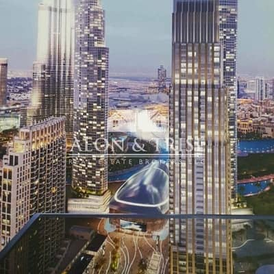 1 Bedroom Flat for Sale in Downtown Dubai, Dubai - 5% Booking|5yrs Free Service|No DLD Fee.