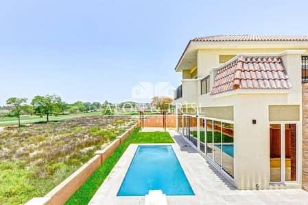 فیلا 5 غرف نوم للبيع في عقارات جميرا للجولف، دبي -  Booking 7.5 percent in JGE.