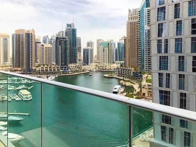 فلیٹ 1 غرفة نوم للبيع في دبي مارينا، دبي - Fantastic Layout | Natural Lights | Marina View