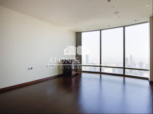 2  spacious 1 Bed Burj Khalifa| Higher Floor