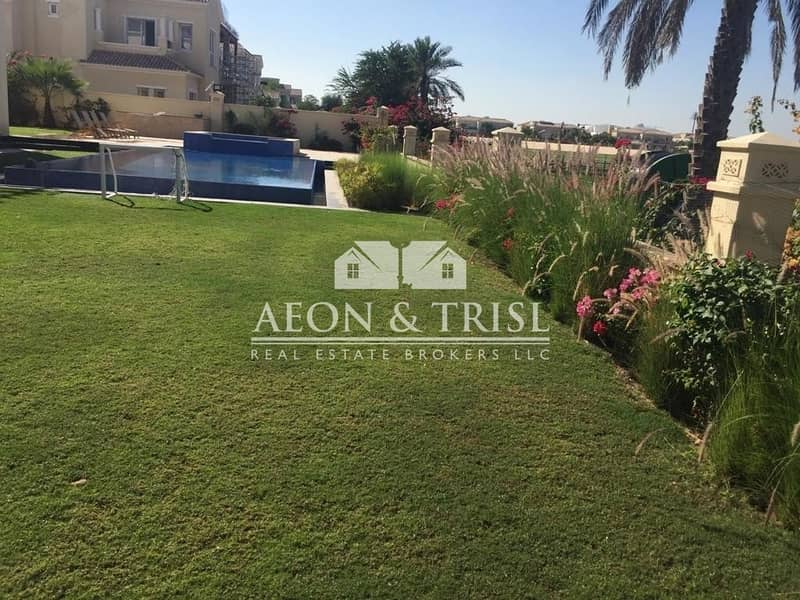 15 6 Bed villa in Polo Homes Arabian Ranches