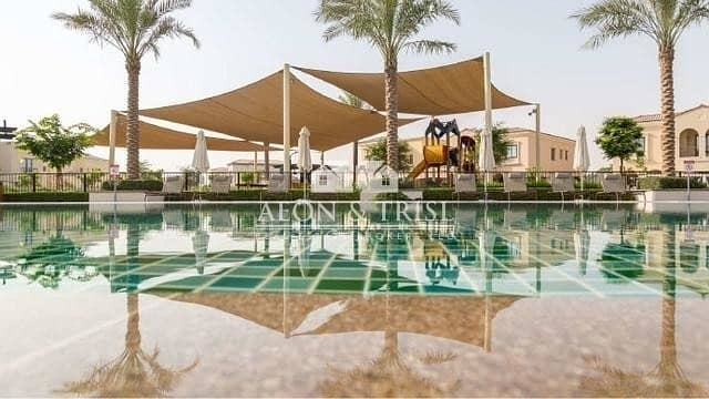 12 4 Beds | Arabian Ranches 3 | By Emaar | Off Plan