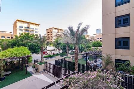 3 Bedroom Flat for Rent in The Greens, Dubai - Upgraded | Unfurnished | 3 Bedroom | Al Jaz