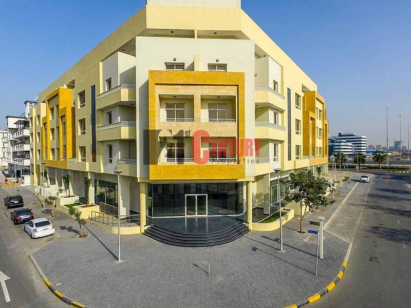 2 ROI 8% - New Rented Building - Oasis Residence 2