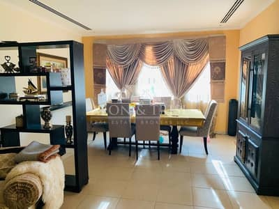Corner 3 bed small Legacy Villa in Jumeirah Park