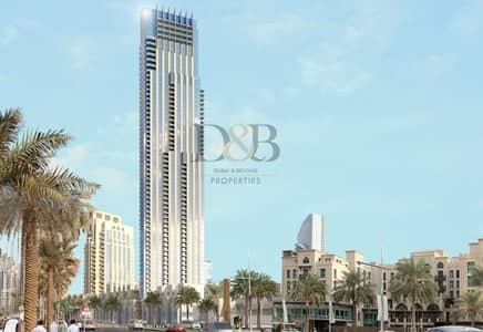 2 Bedroom Apartment for Sale in Downtown Dubai, Dubai - Incredible View at Vida Residences | Ready to Move In