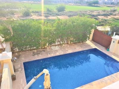 4 Bedroom Villa for Sale in Al Hamra Village, Ras Al Khaimah - HOT deal 4 BDR TA Villa with Pool AL HAMRA Village