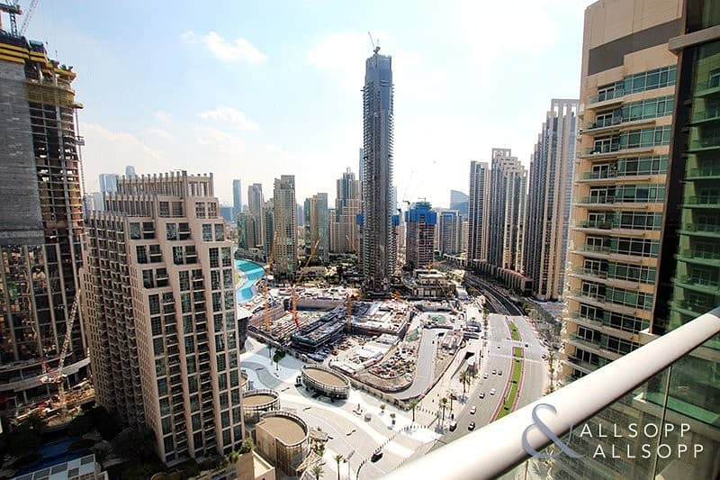 Vacant on Transfer | Partial Burj View