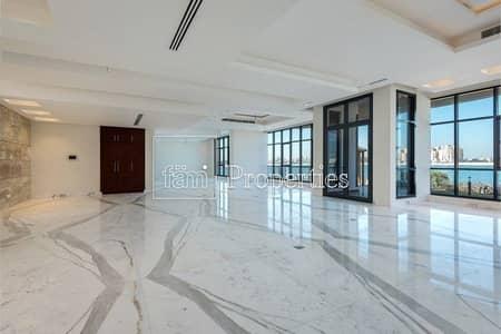 6 Bedroom Villa for Sale in Palm Jumeirah, Dubai - Tip of Tip    3 Levels of Sophistication    Custom
