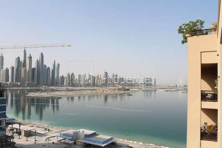 فلیٹ 2 غرفة نوم للبيع في نخلة جميرا، دبي - Sea View | Best Price | Motivated Seller