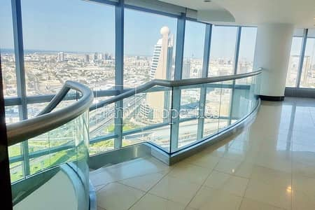 4 Bedroom Flat for Rent in World Trade Centre, Dubai - FREE DEWA | Jumeriah Group Offers | Panormic Views