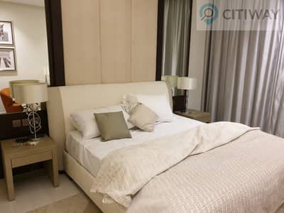 شقة 2 غرفة نوم للايجار في وسط مدينة دبي، دبي - Furnished 2BR | Full Burj Khalifa View