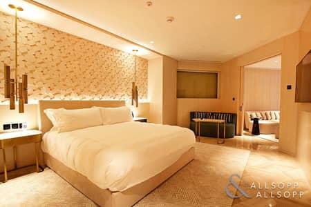فلیٹ 1 غرفة نوم للبيع في نخلة جميرا، دبي - High Floor | Sea View | Large One Bedroom