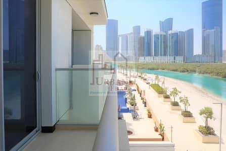 فلیٹ 1 غرفة نوم للايجار في مدينة مصدر، أبوظبي - Incredibly Spacious 1 BR+ beautiful Sea View