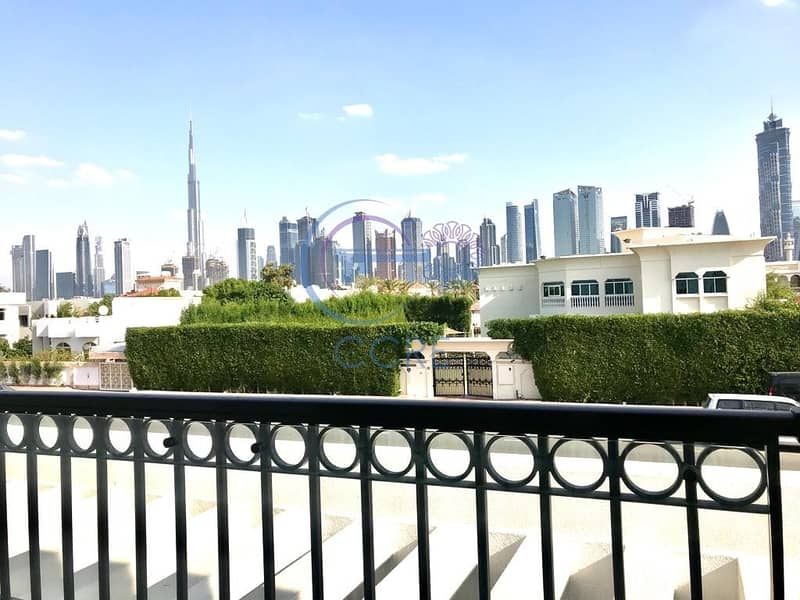 Scenic View | 1 Mos. Free | 4 BR +M | Garden