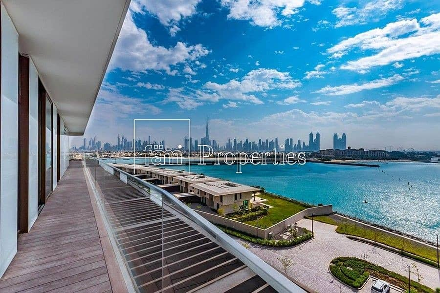 Ultra Luxury | Private Gym & 20m Pool | 2Maid Room
