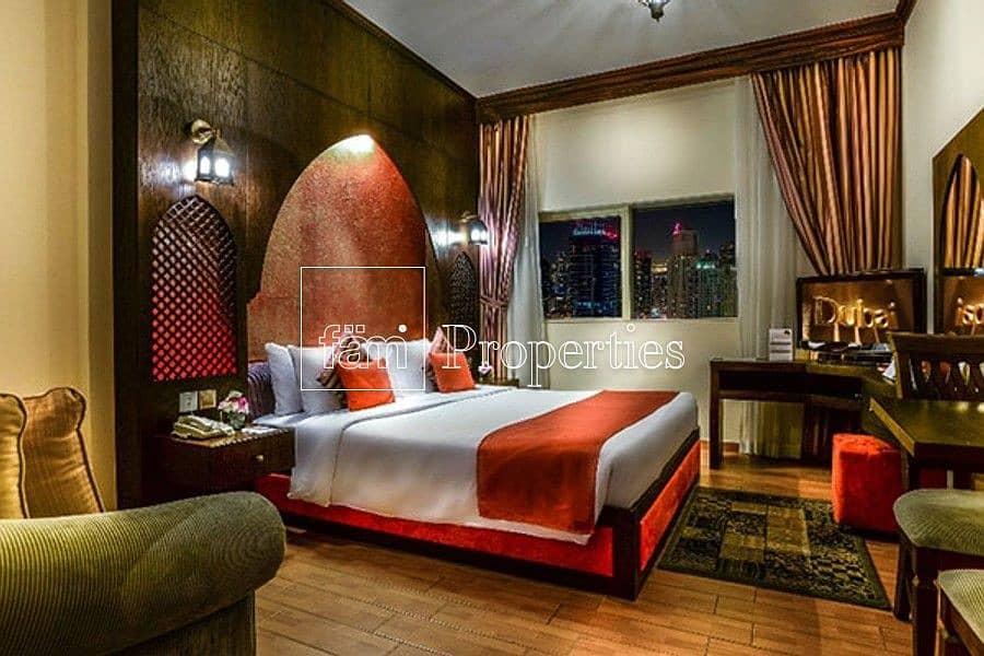 10 Furnished & Managed Hotel Apartment  |  Near Metro