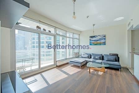 فلیٹ 1 غرفة نوم للبيع في دبي مارينا، دبي - Bonaire |1BR | Low Floor | Rented|Great ROI