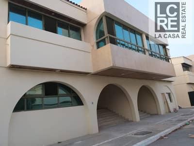 فيلا تجارية 11 غرف نوم للايجار في شارع الدفاع، أبوظبي - 4 Commercial Villas I Oversized and Custom Built