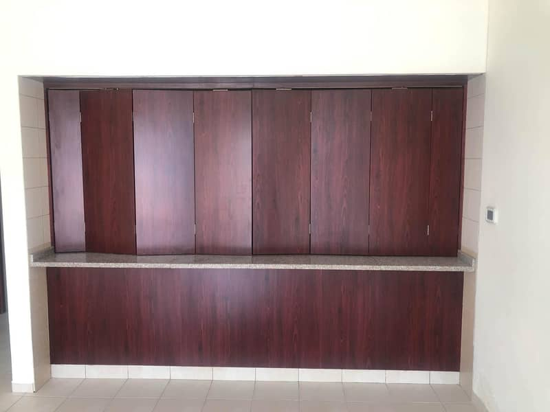 2 Large size 01 BHK with Convertable Kitcehn