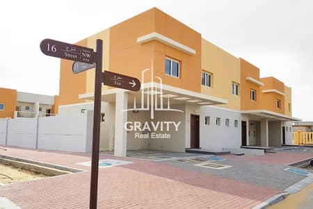 3 Bedroom Villa for Rent in Al Samha, Abu Dhabi - Hot Deal! Huge 3BR in Al Reef 2 w/ 4PAYMENTS