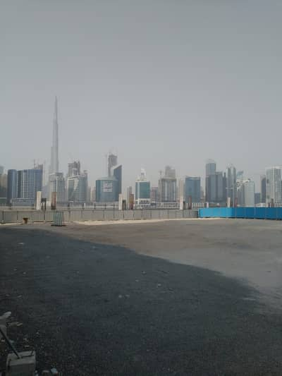 Plot for Sale in Business Bay, Dubai - Plot for G+19 Mixed Use Residential Commercial and Hotel Facing Canal ad Burj Khalifa View