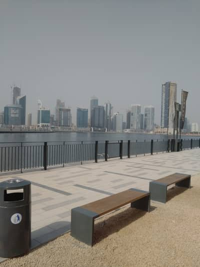 Mixed Use Land for Sale in Business Bay, Dubai - Plot for G+19 Mixed Use Residential Commercial and Hotel Facing Canal ad Burj Khalifa View
