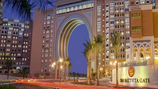 Office for Rent in Ibn Battuta Gate, Dubai - Cheapest Individual Office including DEWA & CHILLER