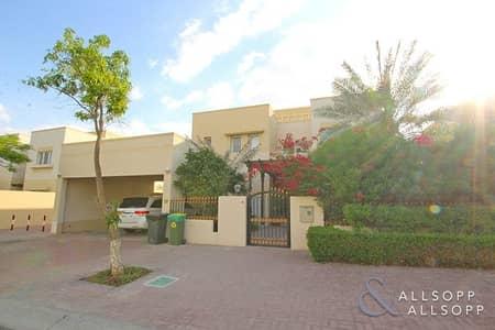 5 Bedroom Villa for Rent in The Meadows, Dubai - 5 Bedrooms | Type 11 | Upgraded Kitchen