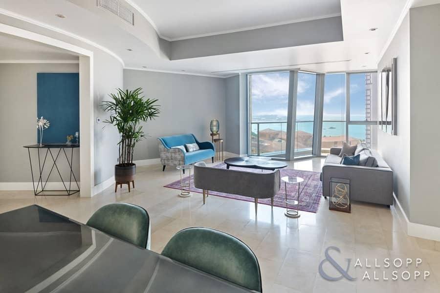 Exclusive | Upgraded | 2 Bedroom + Maids