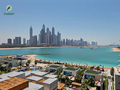 2 Bedroom Apartment for Rent in Palm Jumeirah, Dubai - Amazing Full Sea View  Fully Furnished  2 Bedroom