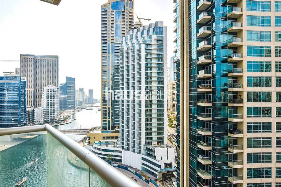 Bright | Partial Marina view| Vacant Now